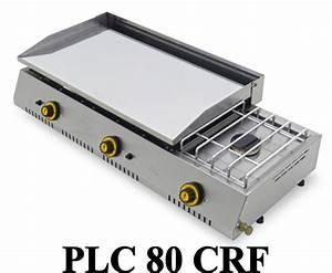 Plaque De Plancha Seule : plancha gaz avec r chaud fainca plc 800 r f ~ Dailycaller-alerts.com Idées de Décoration