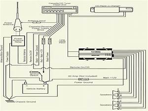 Chrysler Infinity Amplifier Wiring Diagram