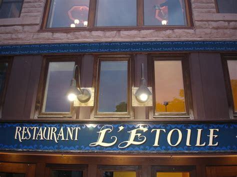 etoile cuisine l 39 etoile picture of l 39 etoile restaurant