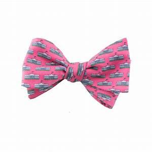Vineyard Vines Bow Tie (Raspberry) | The White House ...