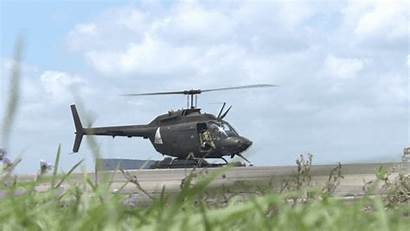 Helicopter Kiowa Oh Helicopters Oldest Army Kalb