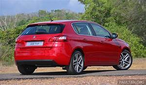 Driven  2015 Peugeot 308 Thp 150 Tested In Malaysia Image