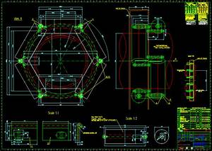 Pipe Conveyor 550 DWG Block for AutoCAD • Designs CAD