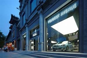 Peugeot Avenue Beijing Peugeot Installe Sa Nouvelle