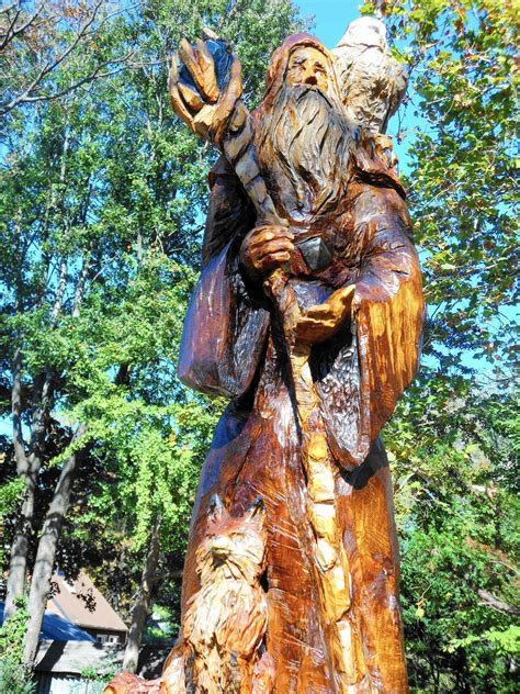 Wizard tree conjures up debate over art in Oakland Mills - Columbia Flier