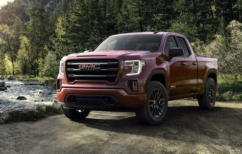 2019 Gmc Truck by 2019 Gmc 1500 Elevation Truck Look