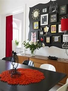 Wandgestaltung Mit Fotos : 62 kreative w nde streichen ideen interessante techniken ~ Frokenaadalensverden.com Haus und Dekorationen