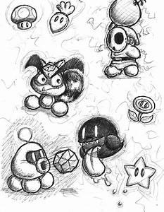 Fun Pen Doodles by GeoPyro on DeviantArt