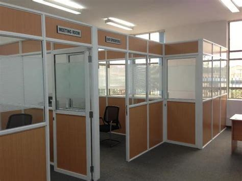 aluminium partition aluminium cabin partition manufacturer ludhiana