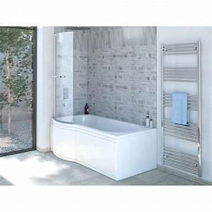 Badewanne Mit Duschzone : skali badewanne mit duschzone 167 5x85 75x40 cm rechts wei ~ A.2002-acura-tl-radio.info Haus und Dekorationen