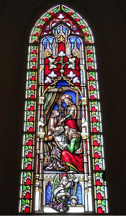 Stained Glass Sydney Building Australian Churches