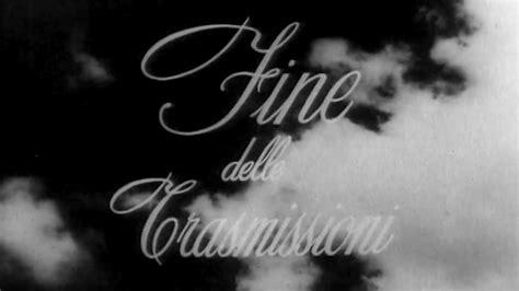 REW | Sigla fine trasmissioni Rai - YouTube