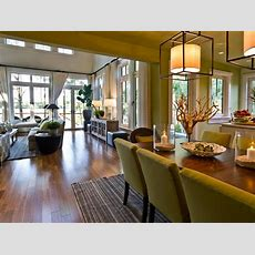 Hgtv Dream Home 2013 Dining Room  Pictures And Video From