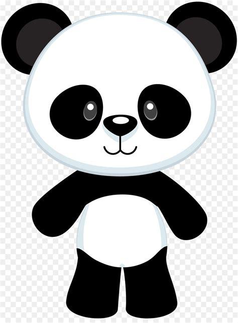 panda clipart panda panda cuteness clip panda png