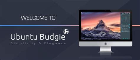 environnement bureau linux ultra minimal la version plus que légère d ubuntu budgie