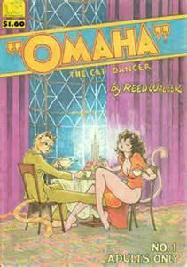 omaha the cat dancer reed waller