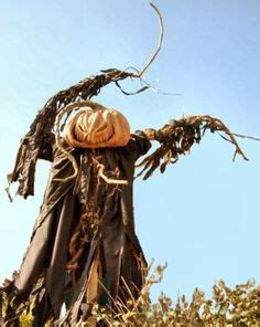168 Best Humanoids  Scarecrows Images On Pinterest  Halloween Ideas, Halloween Scarecrow And