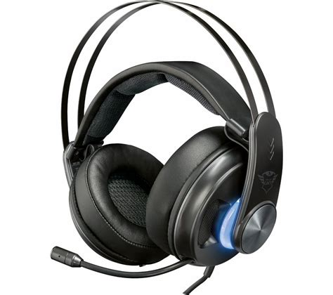 buy trust gxt  dion  gaming headset black