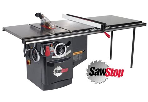 sawstop industrial cabinet tablesaw ics 10 inch