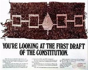 OUR BELT!! The ... Iroquois Constitution Quotes