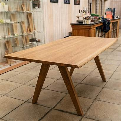 Table Oak Dining Delta Furniture Solid Garden