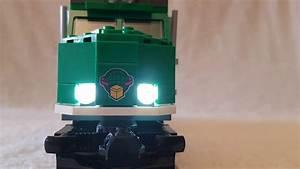 Lego Led Beleuchtung : lego city 60198 eisenbahn mit led beleuchtung licht g terzug youtube ~ Orissabook.com Haus und Dekorationen