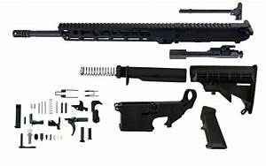 How To Build An Ar-15  The Complete Parts Guide