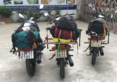 An Epic Vietnamese Motorcycle Road Trip