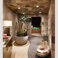 How To Give Your Bathroom A Spalike Feel