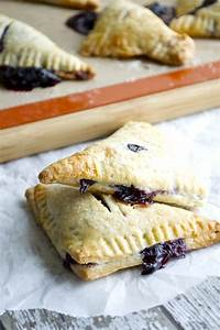blueberry turnovers fashionable foods