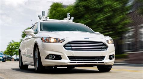 Ford Car :  We'll Sell Fully Autonomous Cars By 2021 With No