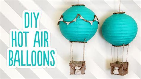 Air Decorations - diy air balloon decorations