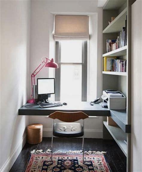 amenagement petit bureau idées aménagement petit bureau