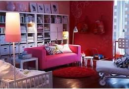 Living Room Inspiration Ideas by IKEA Living Room Design Ideas 2012 DigsDigs