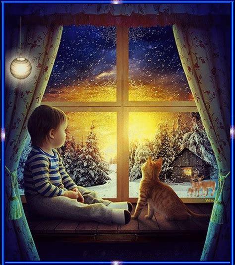 dreamiesde tbonlyyvsrgif weihnachten illustration