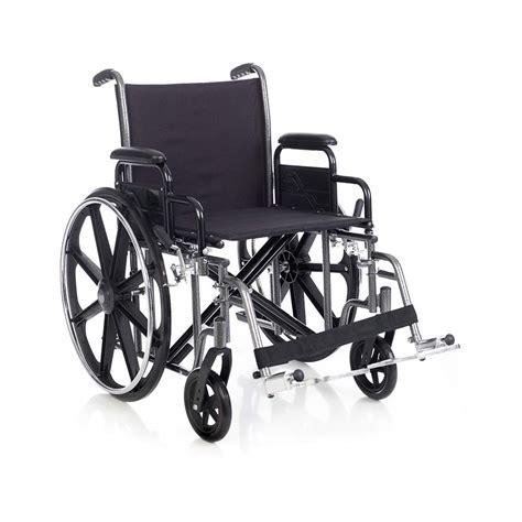 en fauteuil roulant acier en fauteuil roulant bariatrique hercules 160 kg