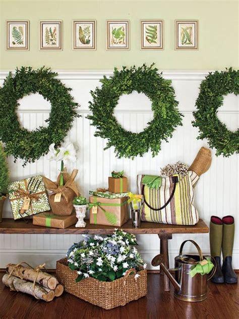 fun festive christmas entryways