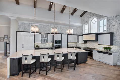 cuisine architecture luxueuse villa de rêve pour des vacances de tout confort sur la côte en floride vivons maison