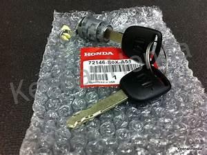 Genuine Oem Honda Civic Odyssey Driver Side Door Lock