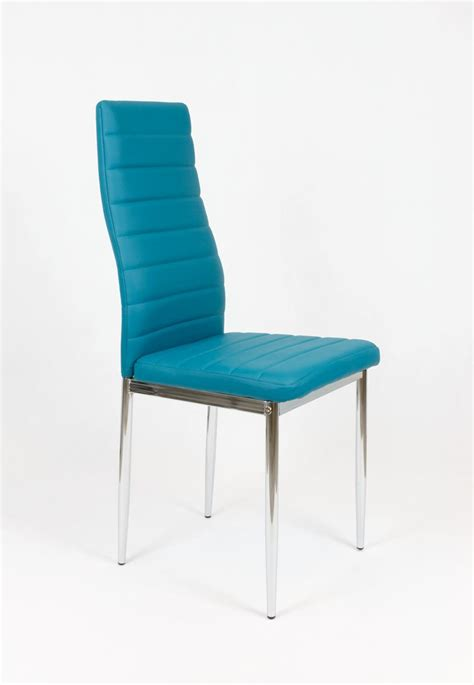 sk design ks dark turquoise synthetic lether chair