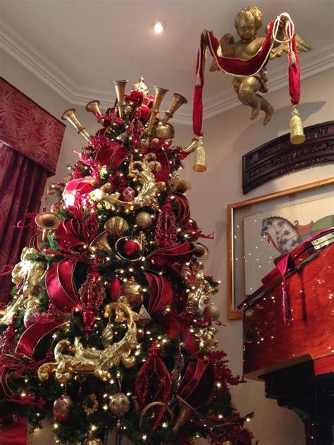 cherub christmas tree topper exquisite professional