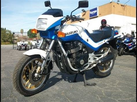 1983 Suzuki Gs550 by 1985 Suzuki Gs550e For Sale On Ebay Auction