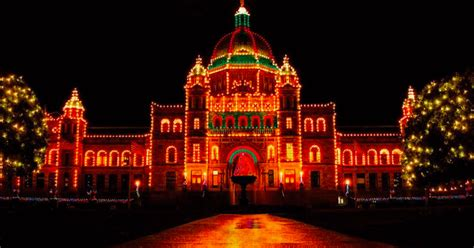 Festive Things To Do In Victoria Bc This Holiday Season