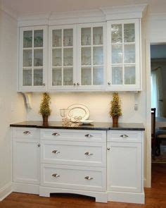 Kitchen Buffet Area by Southern Living Idea House Breakfast Area Built In Cabinet