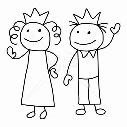 Stick Clip Figure Clipart Figures Drawing Friends