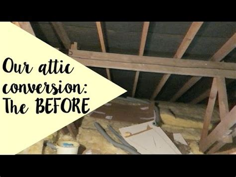 attic conversion   youtube