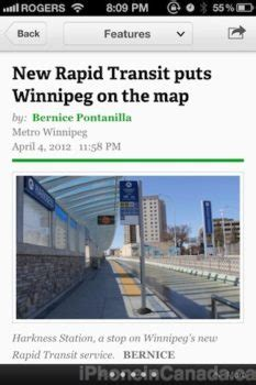Metro News Releases Redesigned iOS App for iPhone and iPad ...