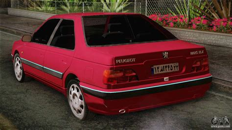 Peugeot Pars by Peugeot Pars For Gta San Andreas