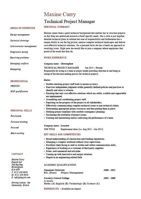 management resume skills the best letter sle