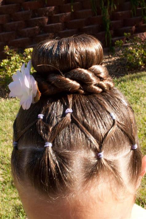 hair   great option  dance recitals dancehair